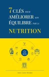 """Couverture """"7 clés pour améliorer son équilibre par la nutrition"""""""